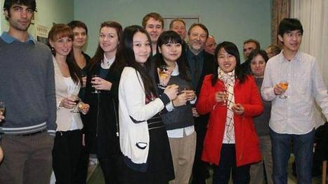Alain cultive les échanges avec l'étranger | Revue de presse du lycée Alain d'Alençon | Scoop.it