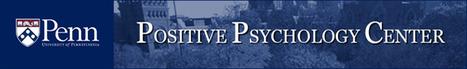 Positive Psychology Center   AP Psychology   Scoop.it