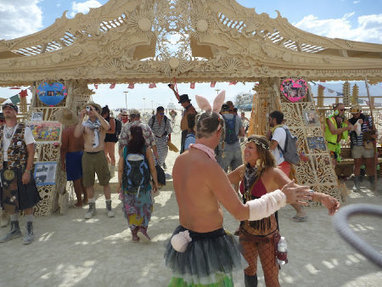 Burning Man: More Relevant Than Ever - Culture - GOOD | Personal | Scoop.it