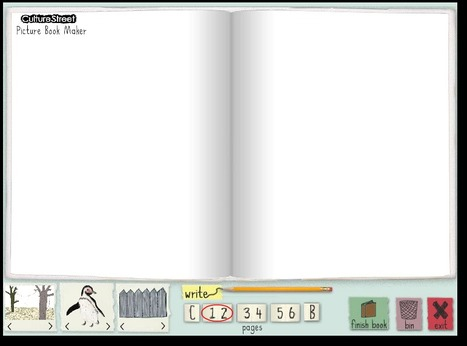 Activities - Picture Book Maker | Tecnologia e Educação | Scoop.it