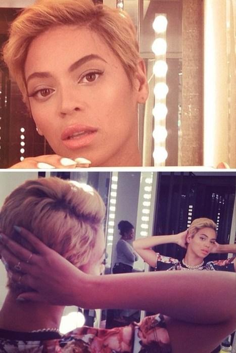 Beyonce's NEW HAIR STYLE | CELEBRITY WORLD eDIGEST | Scoop.it