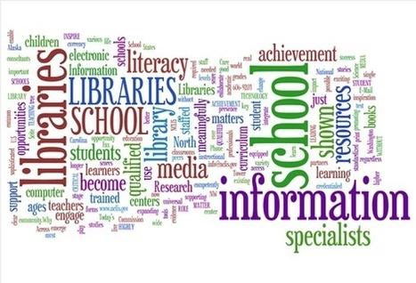 Ode to a School Librarian | School Libraries | Scoop.it