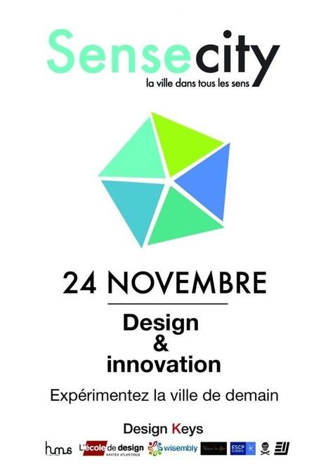 Sense City : les entrepreneurs de la ville de demain. | Nouveaux lieux, nouveaux apprentissages | Scoop.it