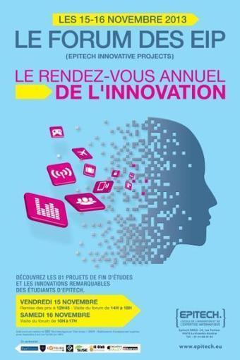 Epitech Innovative Projects: le rendez-vous annuel de l'innovation - Espace Datapresse | Innovation, entrepreneuriat, ... | Scoop.it