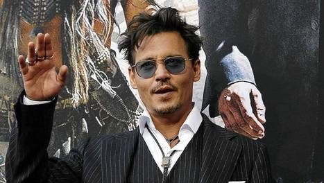Johnny Depp haluaa viihdyttää ihmisiä vielä kuoltuaankin | Johnny Depp | Scoop.it