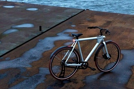 Finally, an E-Bike That Actually Looks as Good as It Rides   Gadget Lab   WIRED   E-bike Assist : News and tips on e-Bikes products & maintenance   Scoop.it