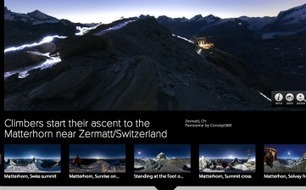 Add Panoramic Photo Tours To Any Website With TourWrist @SarahFKessler @mashable | Digital-By-Design | Scoop.it
