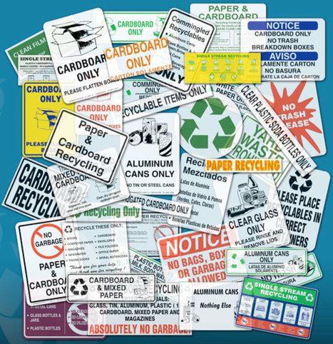 Guest Lesson | Recycling as a Focus for Project-Based Learning | RCPS Design Thinking | Scoop.it