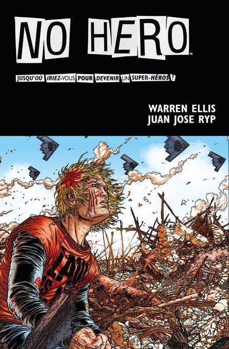 La trilogie de Warren Ellis autour du mythe du Super-Héros | Comics France | Scoop.it