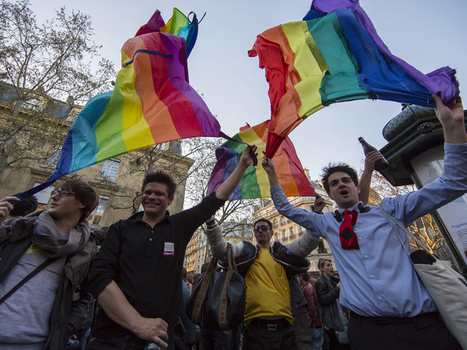 How France's same-sex marriage vote will influence Australia | Same-sex marriage | Scoop.it