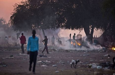 In Uganda Camp, South Sudan Refugees Dream of Peace | The reality of war zones | Scoop.it