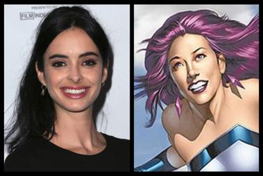Krysten Ritter Rumored To Play Jessica Jones In Netflix's Marvel Series | Comics | Scoop.it