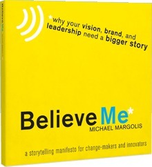 Believe Me: The Art of Business Storytelling | Creative Presentation Skills | Scoop.it