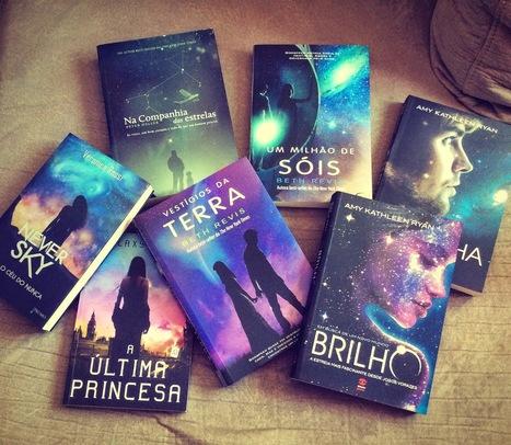 SSpecial: Capas galácticas | Segredos e Sussurros entre Livros | Ficção científica literária | Scoop.it