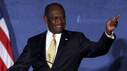 Herman Cain: 'No Way He's Dropping Out,' Says Campaign Manager   United States Politics   Scoop.it