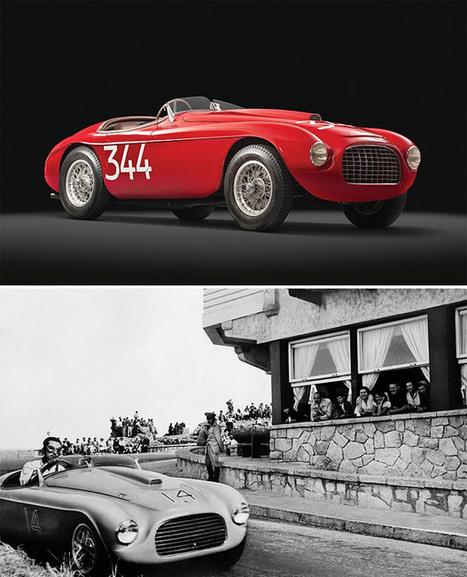 1949 Ferrari 166 MM Barchetta For Sale ~ Grease n Gasoline | Luxury Cars | Scoop.it