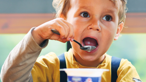Sugar shock: How much added sugar is hiding in your kid's yogurt? | Kickin' Kickers | Scoop.it