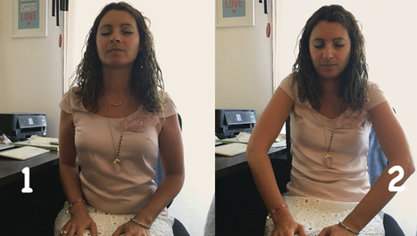 5 Meditative Chair Exercises Guaranteed To Promote Work Productivity | Productivity | Scoop.it