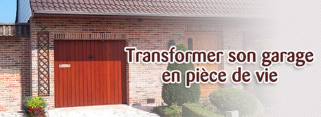 Am nagement transformer son garage en - Transformer garage en piece ...