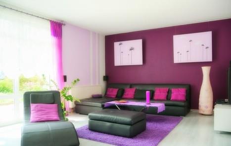 (BLOG) Comment décorer votre salon avec une couleur flashy ? | Habitat intérieur | Scoop.it