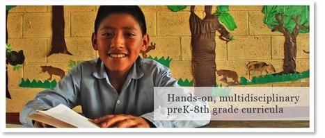 School Curriculum | Rainforest Alliance | EDCI397 | Scoop.it