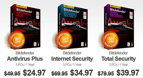 Anti-virus4U.com Blog: Bitdefende​r 2014 New Year Sale | Bitdefender Cyber Monday 2012 | Scoop.it
