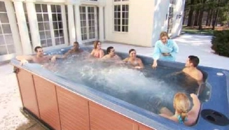 What Makes Hot Tubs an Important Part of Health and Rejuvenation | Master Spa Parts | Scoop.it