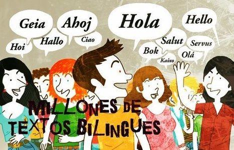 Herramienta para buscar palabras y expresiones en miles de millones de textos bilingües | APRENDIZAJE | Scoop.it