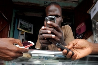 Africa's mobile phone e-learning transformation | Kenya School Report - 21st Century Learning and Teaching | Scoop.it