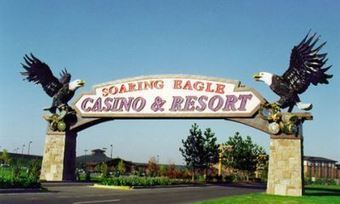 Soaring Eagle Casino—Make Your Own Luck | Michigan Hotel Magazine | Scoop.it