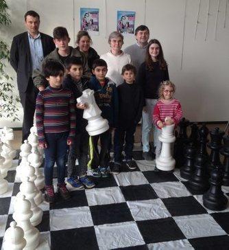 Échecs : la semaine au féminin | Les News des échecs | Scoop.it