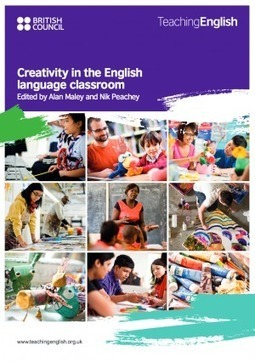 Creativity in the English language classroom | Interneta rīki izglītībai | Scoop.it