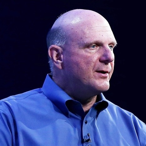 Microsoft CEO Steve Ballmer to Retire in the Next Year | All things tech | Scoop.it