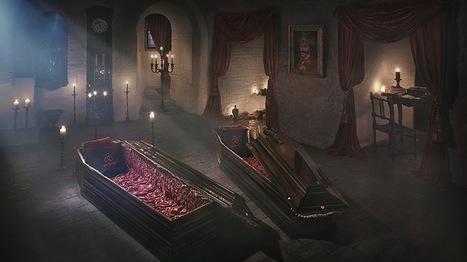 Airbnb offre une nuit dans le château de Dracula | Marketing et Promotions | Scoop.it