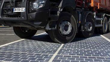1000 km de routes solaires installées en France d'ici 2021   Innovation et technologie   Scoop.it