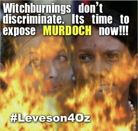 Women for Schapelle: Schapelle Corby & a stark message to Senator Nova Peris: Witchburnings don't discriminate so expose Murdoch NOW!!! | SocialAction2014 | Scoop.it