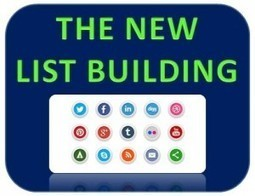 Social Media And The New List Building | Allround Social Media Marketing | Scoop.it