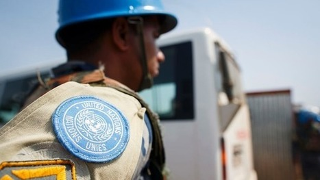 The devastating irony of calling UN troops 'peacekeepers' | Online Misogyny | Scoop.it