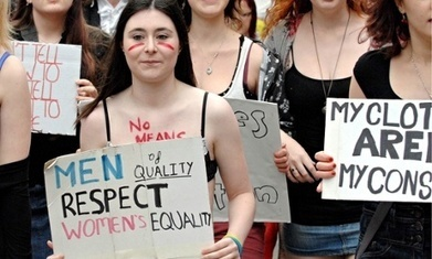 This is rape culture – and look at the damage it does | Women of The Revolution | Scoop.it