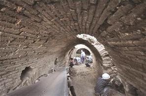 ARCHAEOLOGY - Ancient corridor reveals Roman social life traces | Ancient World Civilizations (cont.) | Scoop.it