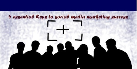 4 essential social media marketing success keys | Social Media Marketing & Web Traffic | Scoop.it
