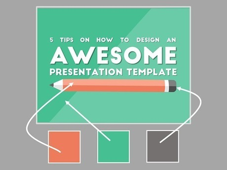 How to Create Presentation Templates the Right Way | Digital Presentations in Education | Scoop.it