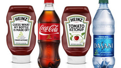 Heinz: 'The journey to a 100% renewable PlantBottle will not be easy' | Latest News Tech&Env | Scoop.it
