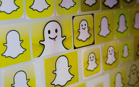 Snapchat working on $25bn IPO | Social Media News | Scoop.it