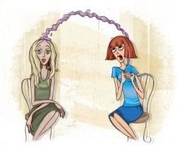 Faire le deuil d'une personne toxique | LucileHLG | Scoop.it