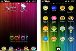 Top 5 Best Free Go Launcher Themes for Android Phones and Tablets | Tech | Scoop.it