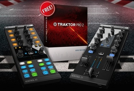 Get Traktor Pro 2 Free With Purchase Of A Kontrol Z1 Or X1   DJing   Scoop.it