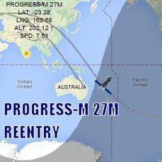 ¿Dónde caerá la aeronave rusa? síguela en vivo !!!! | Educacion, ecologia y TIC | Scoop.it