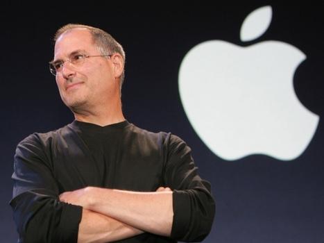 Steve Jobs : 10 techniques clés de présentation | Business | Scoop.it