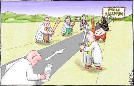 La profesionalidad en el sistema de revisión de artículos cientificos | LabTIC - Tecnología y Educación | Scoop.it